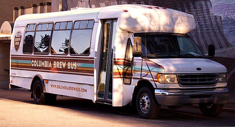 Columbia Brew Bus: 828 Gervais St, Columbia, SC