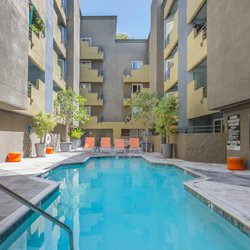 Photo Of Vantage Hollywood Apartments Los Angeles Ca United States Swimming Pool