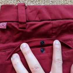aac3d39908 Photo of lululemon - Atlanta, GA, United States. Commission Short 9 Slim  Chino