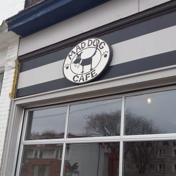 Mad Dog Cafe Gerrard Menu