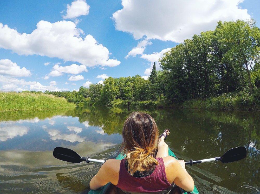 Gloege's Northern Sun Canoe Outfitters: 30153 Huntersville Rd, Sebeka, MN