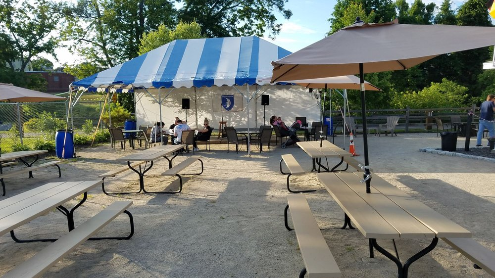 KBC Brewery and Beer Garden: 9 Frederick St, Webster, MA
