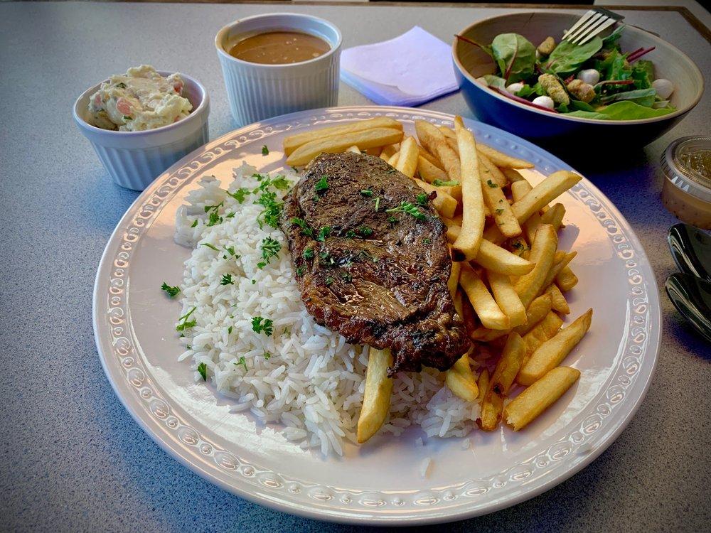 Food from Cozinha Nossa