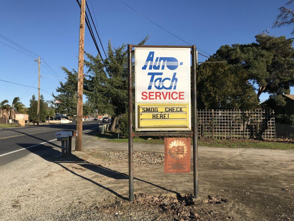 Oakdale Auto Tech Services: 1807 E F St, Oakdale, CA