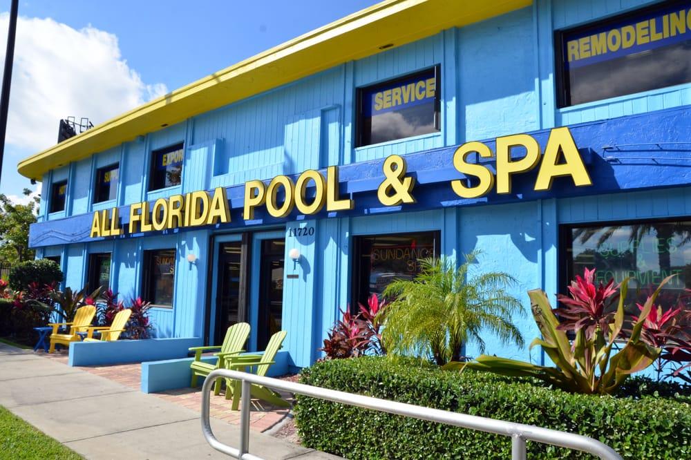 All Florida Pool & Spa Center - 60 Photos & 33 Reviews - Hot Tub & Pool -  11720 Biscayne Blvd, Miami, FL - Phone Number - Yelp