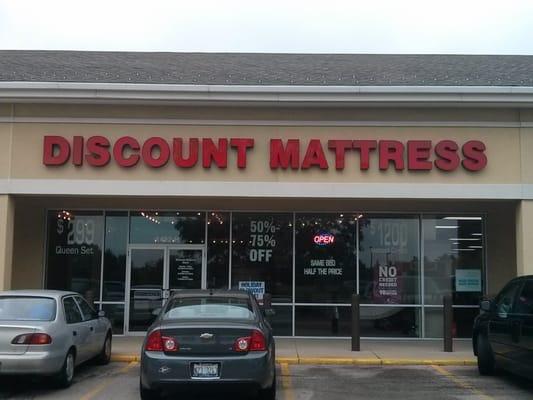 Discount Mattress Closed Discount Store 1492 S