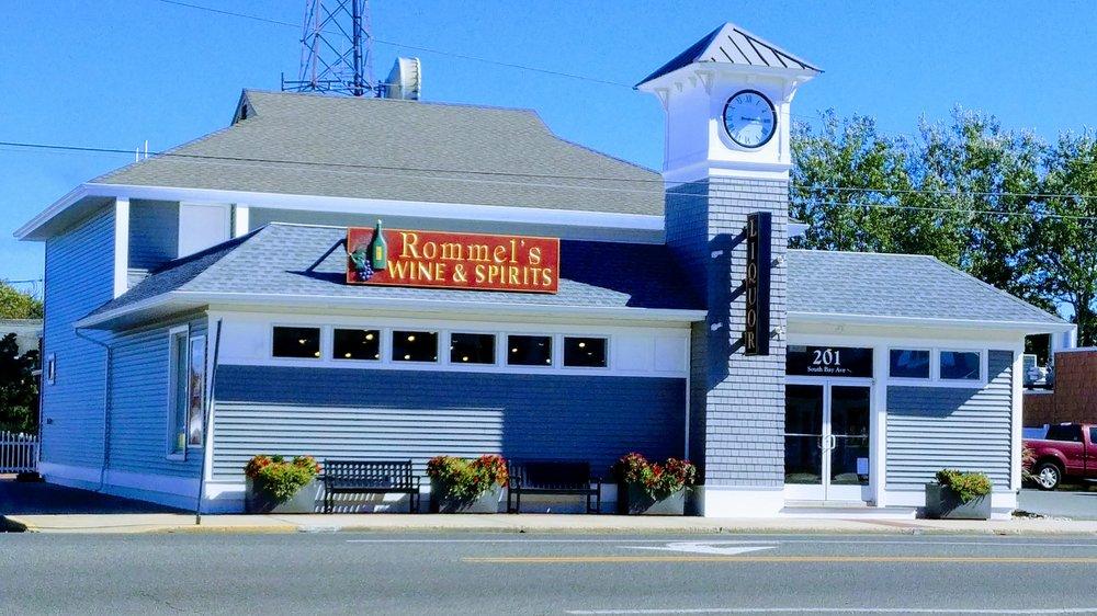 Rommel's Liquor Store: 201 S Bay Ave, Beach Haven, NJ
