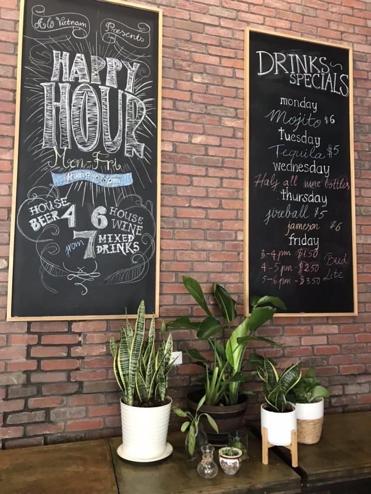 Alo Vietnam Restaurant & Bar: 2321 Dulles Station Blvd, Herndon, VA