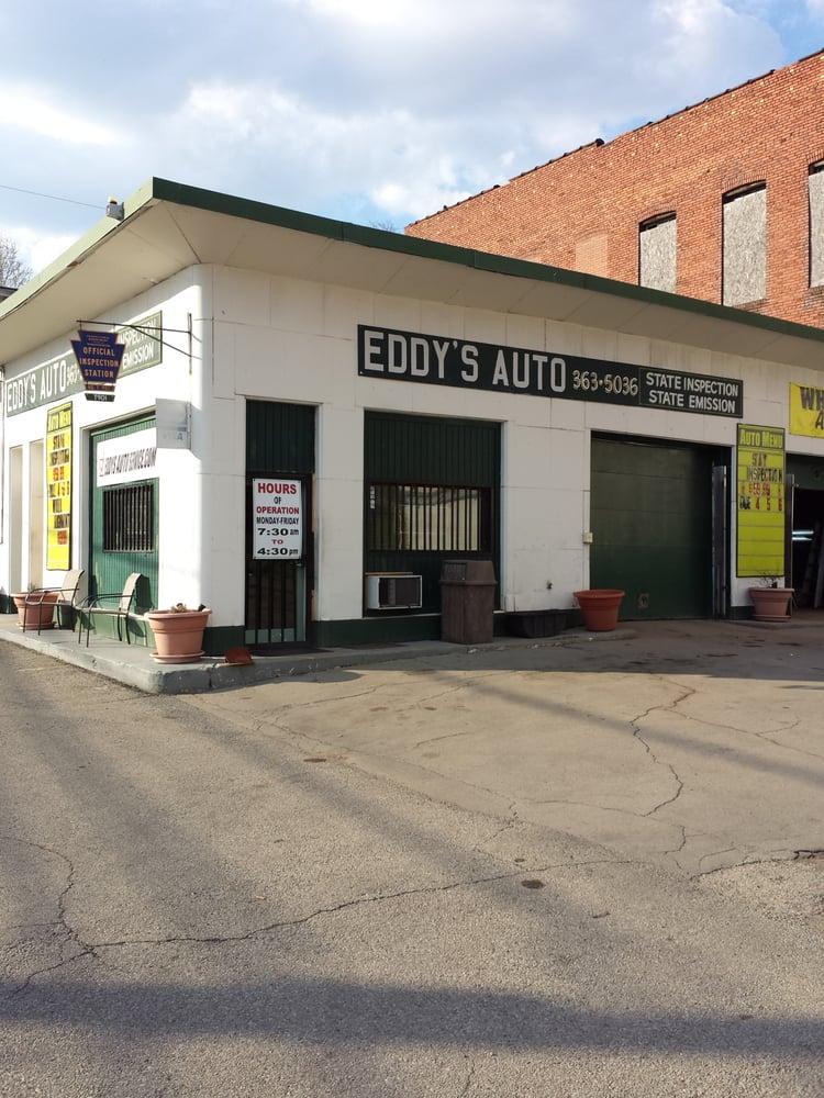 Eddy's Auto Service: 1501 Lincoln Ave, Pittsburgh, PA
