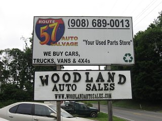 Route 57 Auto Salvage: 517 State Route 57, Port Murray, NJ