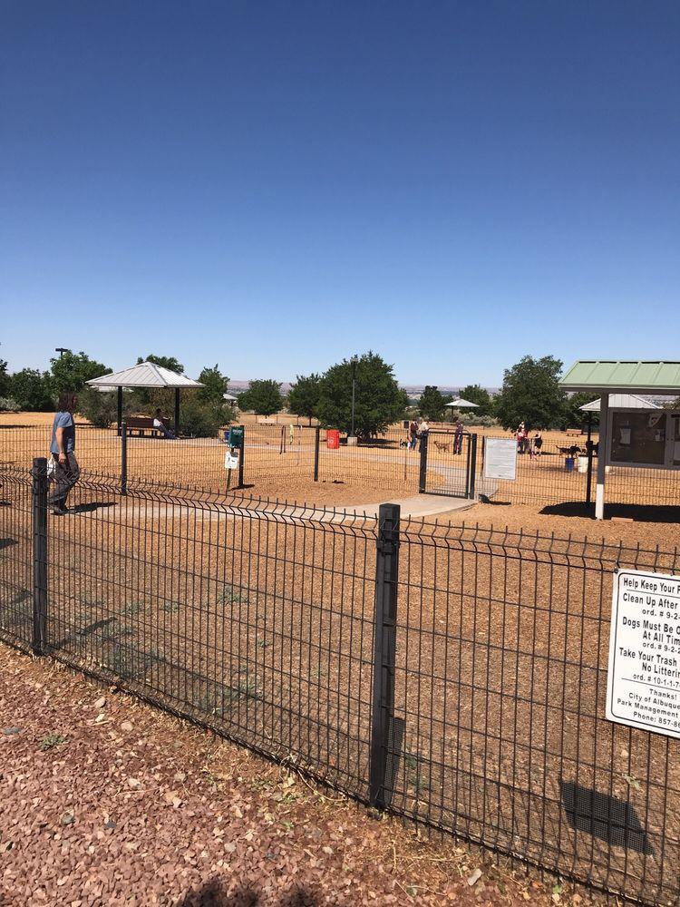 North Domingo Baca Dog Park
