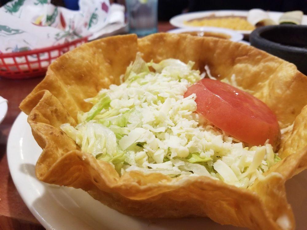 Food from El Molcajete