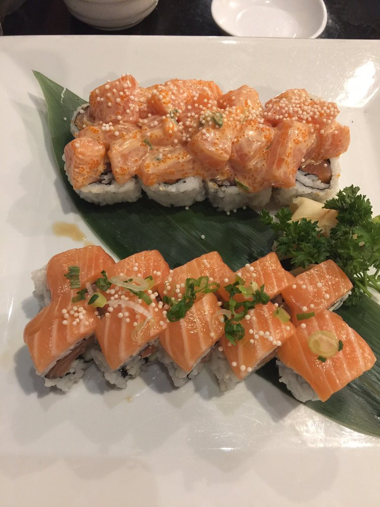 Hamachi Thai & Sushi Restaurante