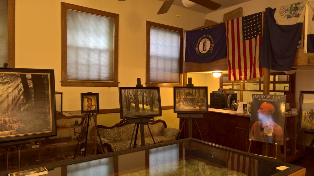 Bell County Historical Society Museum: 207 N 20th St, Middlesboro, KY