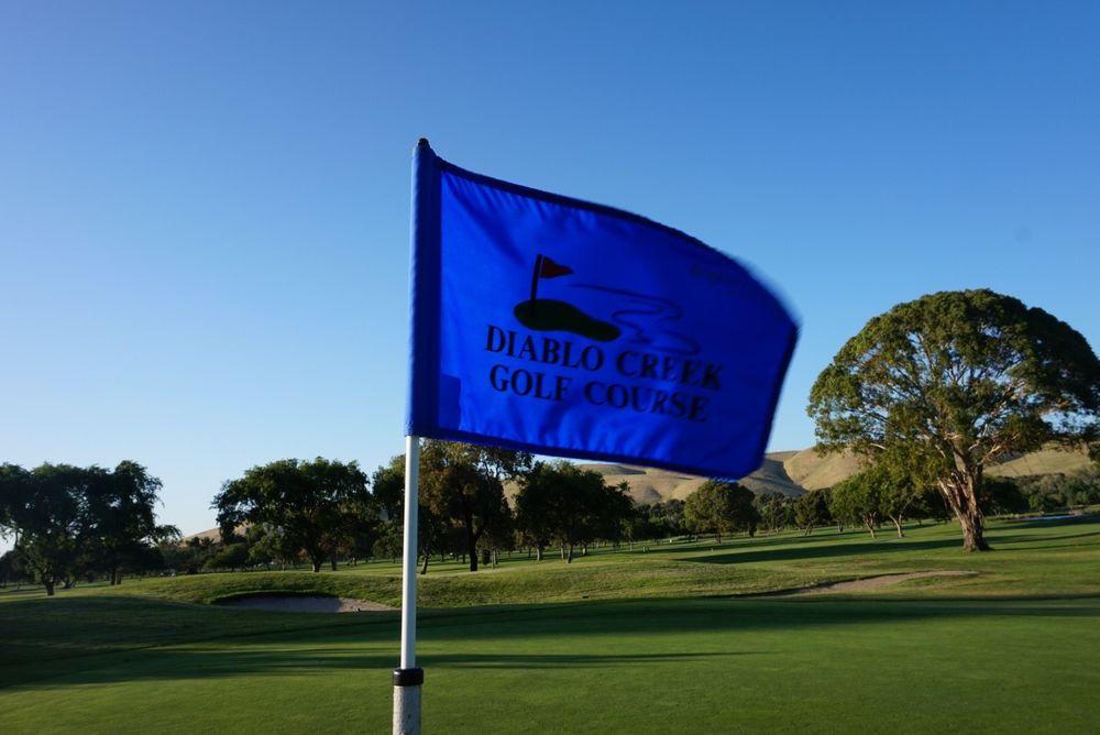 Diablo Creek Golf Course: 4050 Port Chicago Hwy, Concord, CA