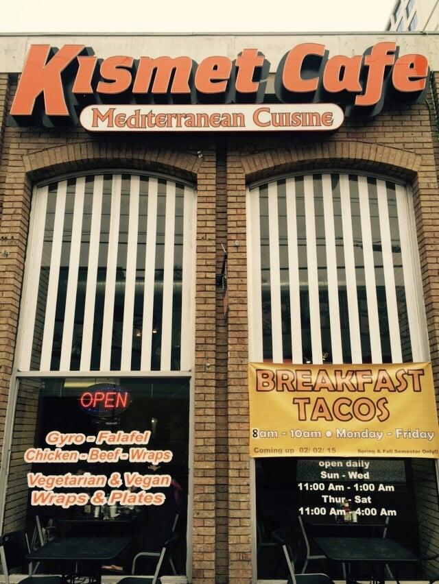 Kismet Cafe Austin Tx