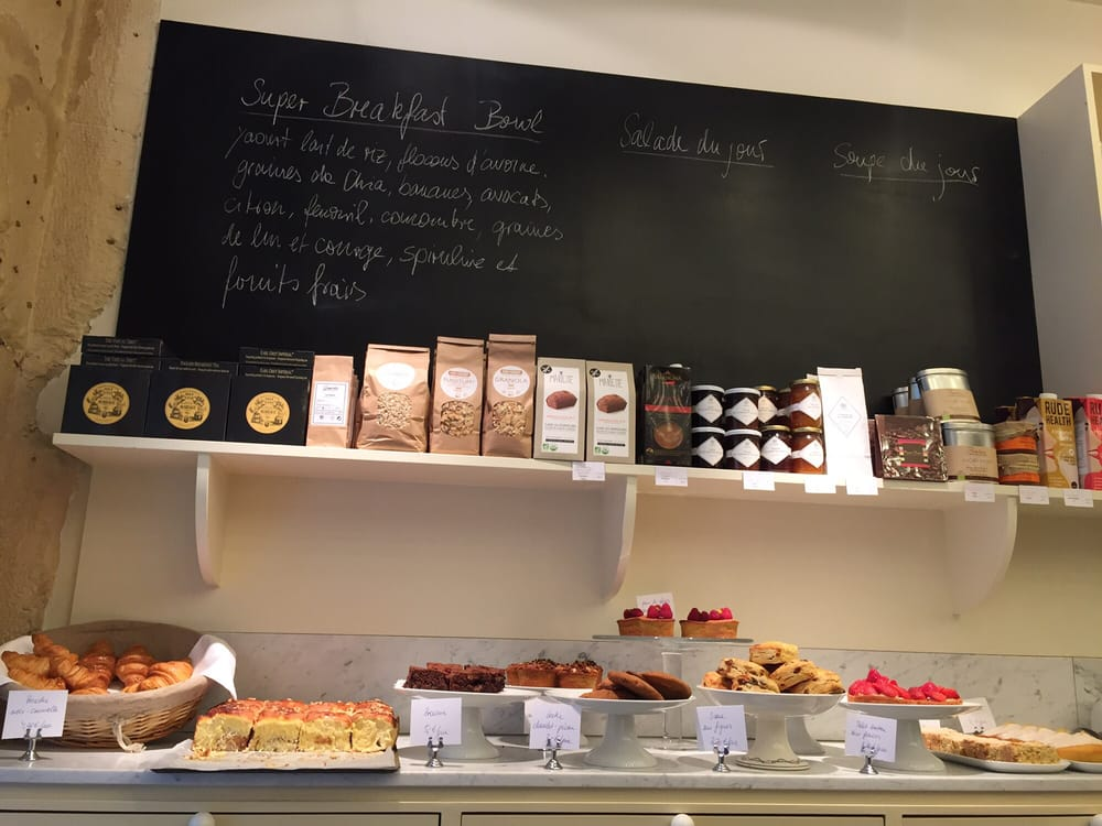 Daily offer sweets and breads yelp - Claus la table du petit dejeuner ...