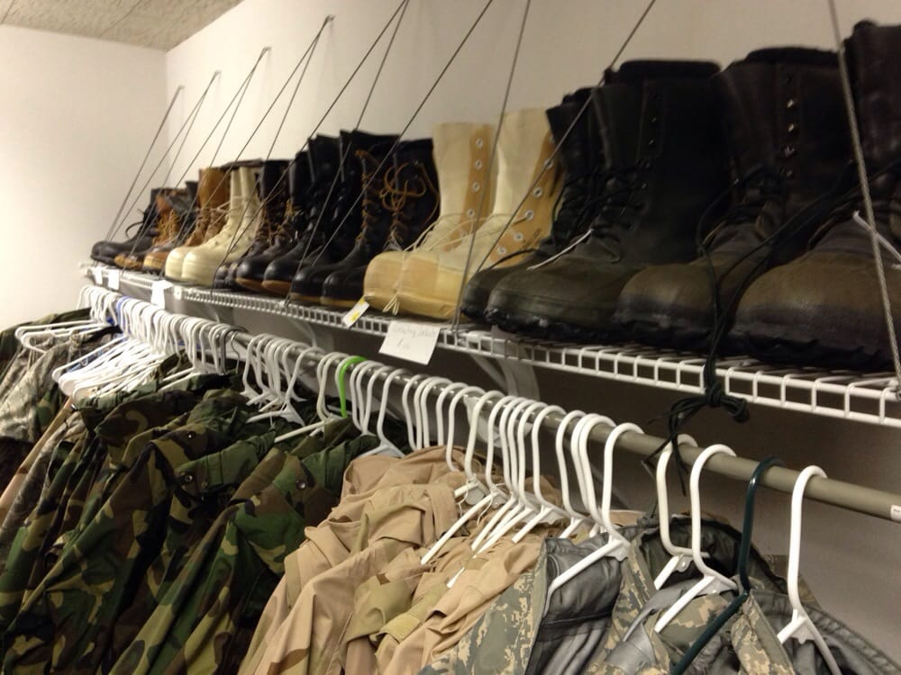 Military Surplus: 407 Central Ave, Great Falls, MT