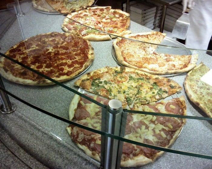 New York Pizza Redwood City Ca