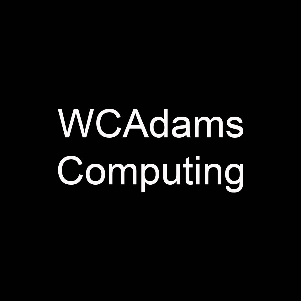 W.C. Adams Computing: 15 Centre St, Bath, ME