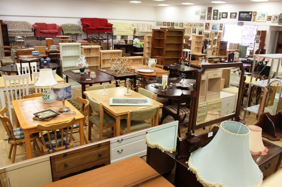 Second Chance Furniture Used Vintage Consignment Unit 30c Hassall Road Heath Road