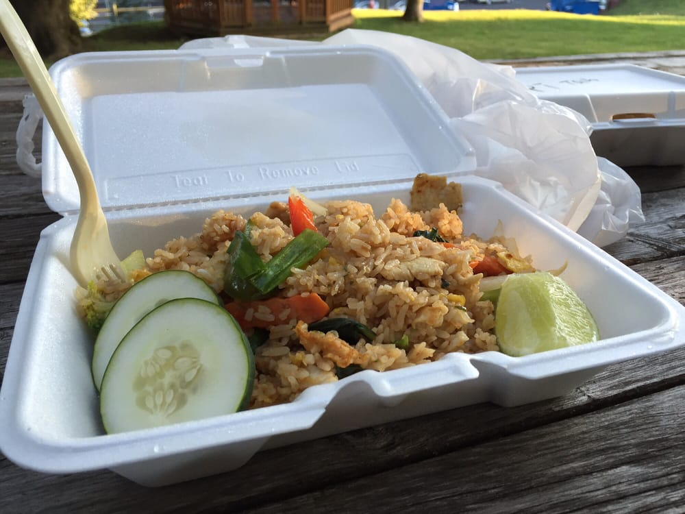 Kow Thai Take Out: 1201 W Linden St, Allentown, PA