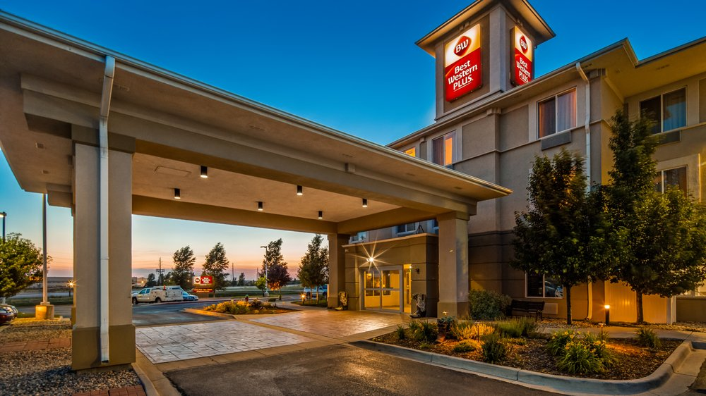 Best Western Plus Frontier Inn: 8101 Hutchins Dr, Cheyenne, WY