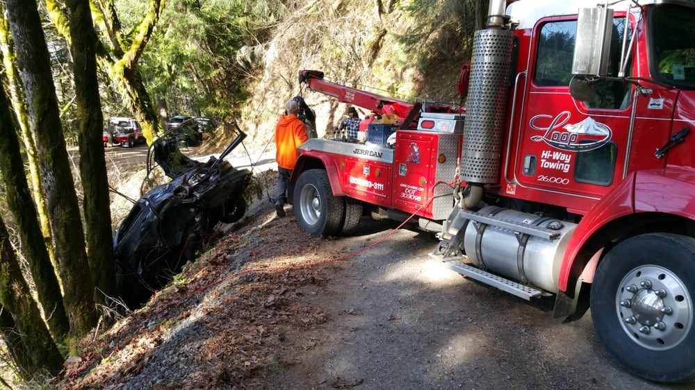 Towing business in Gresham, OR