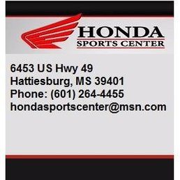honda sports center - motorcycle dealers - 6453 us hwy 49