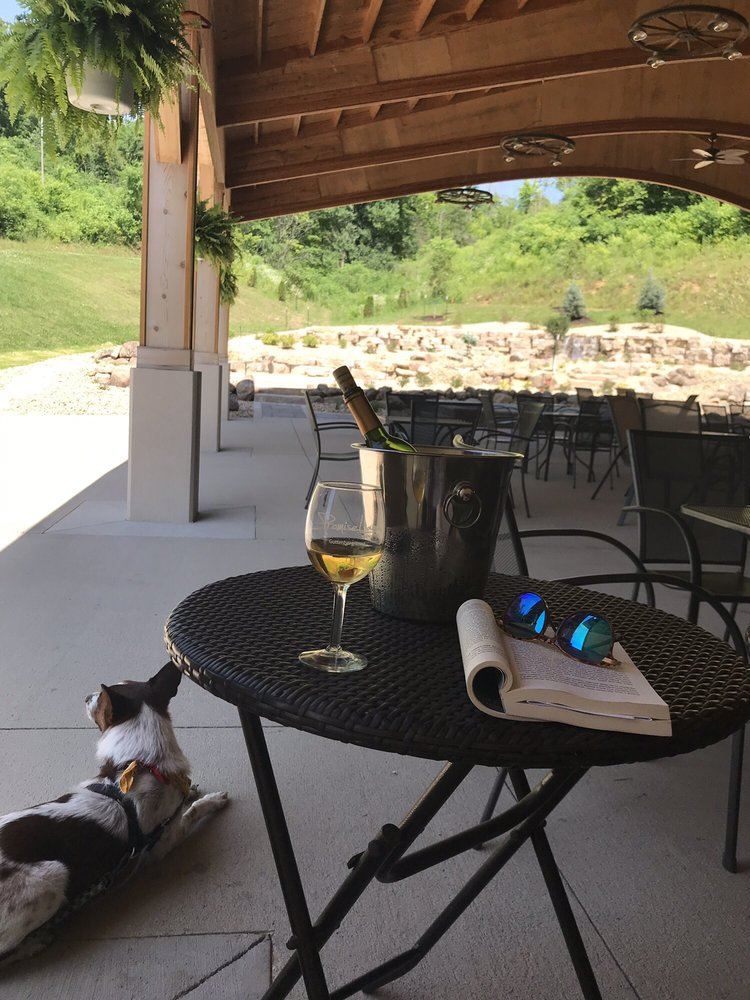 PromiseLand Winery: 39053 Great River Rd, Guttenberg, IA