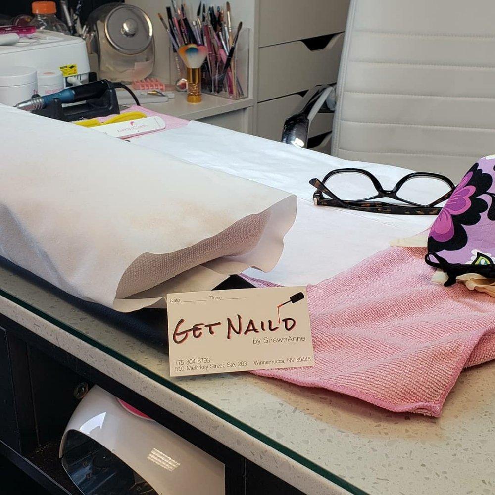 Get Nail'd: 510 Melarkey St, Winnemucca, NV