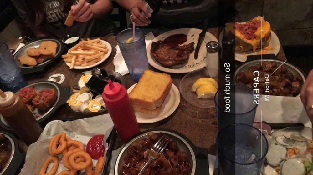 Capers Restaurant Detroit Menu