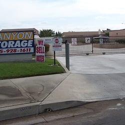 Photo Of Canyon Self Storage   Santa Maria, CA, United States. Sign And