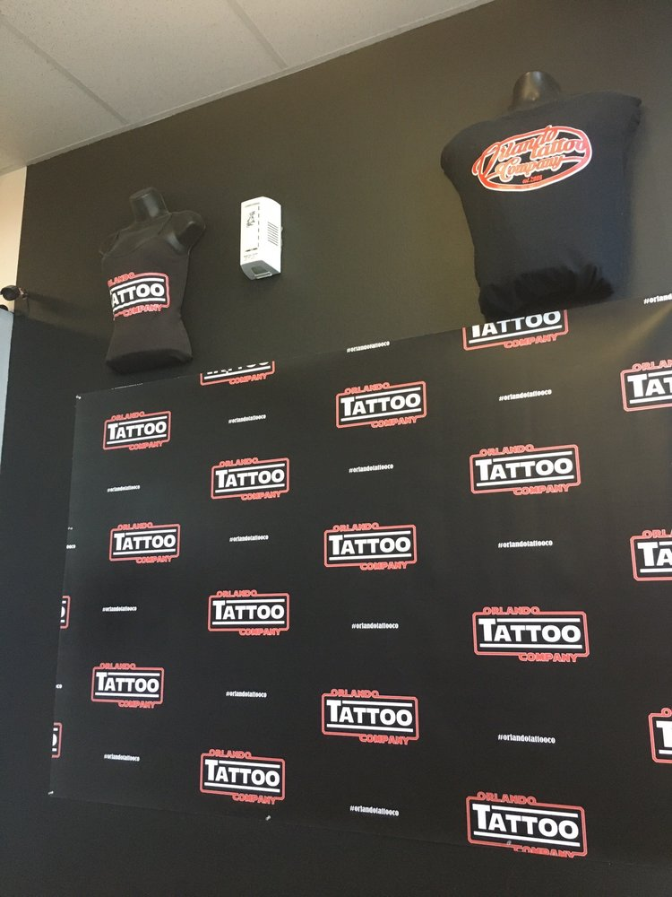 Orlando Tattoo Company: 11229 E Colonial Dr, Orlando, FL