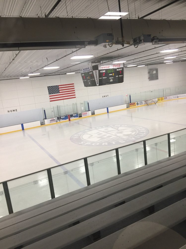 New England Sports Village: 1395A Commerce Way, Attleboro, MA