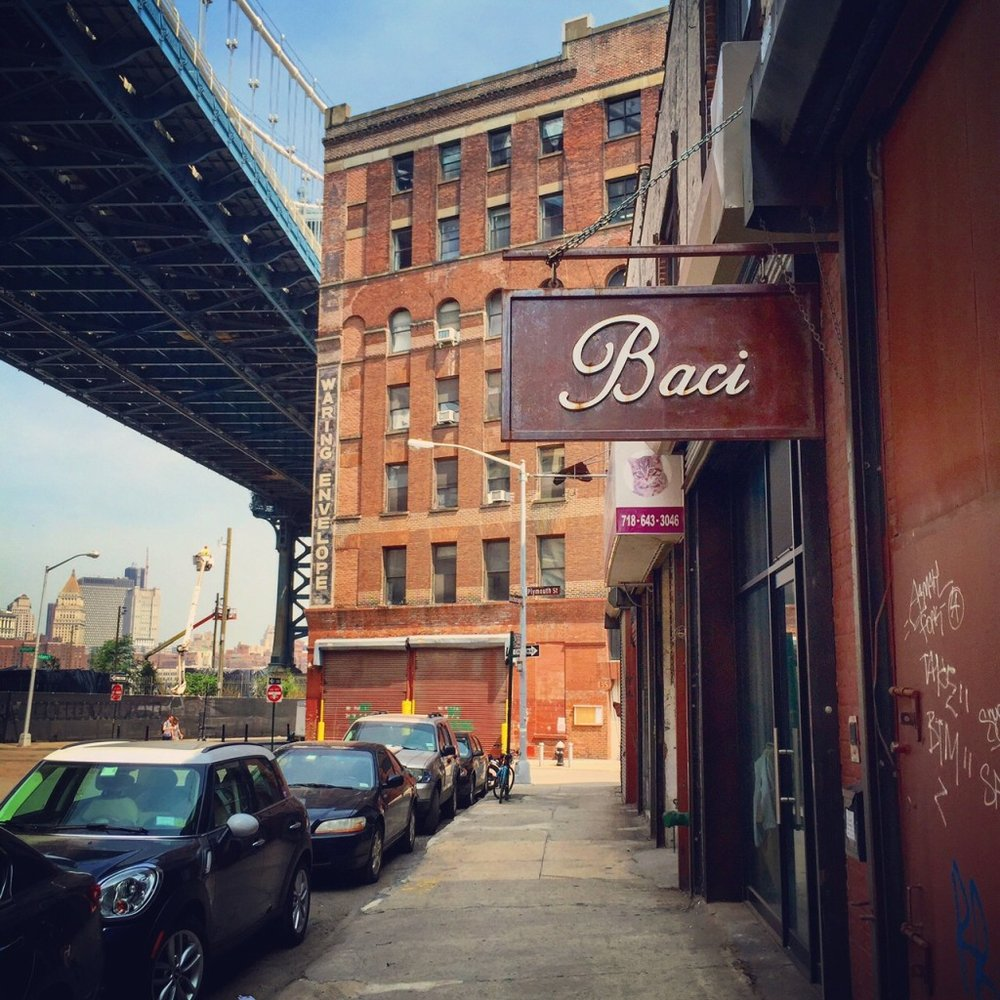 Baci Outlet: 55 Anchorage Pl, Brooklyn, NY