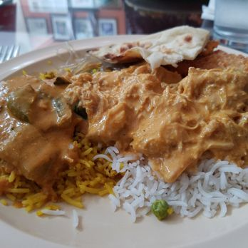Everest Indian Food St Louis