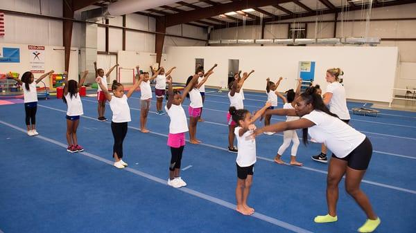 Charlotte Cheer Elite Allstars Dance Schools 5027