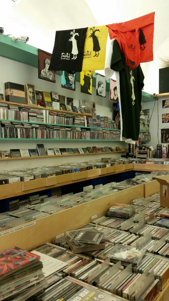 Twisted Jazz Shop