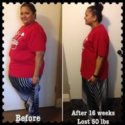 Black girl weight loss journey picture 8
