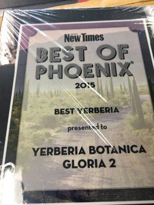 Yerberia Botanica Gloria 2 330 S Gilbert Rd Mesa, AZ Grocery Stores