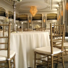 photo of chiavari chairs wedding ann arbor mi united states