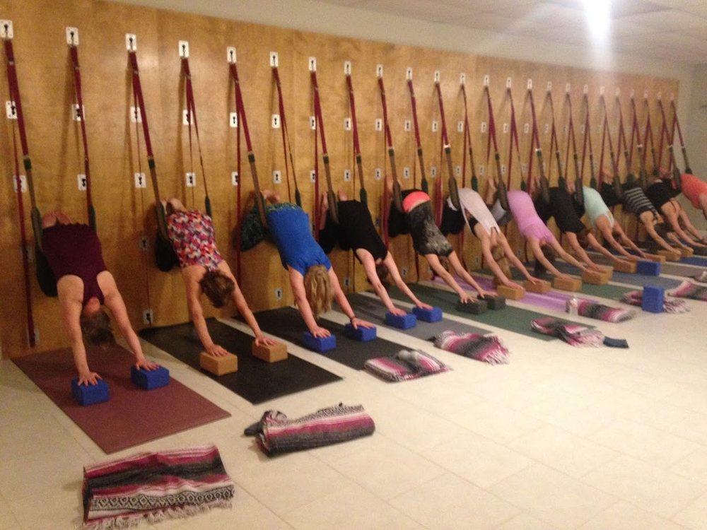 Anchored Vessel Yoga: 1225 Belt Line Rd, Garland, TX