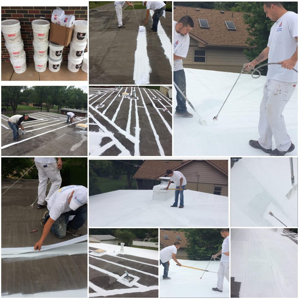 Uniflex Elastomeric Roof Coating Yelp