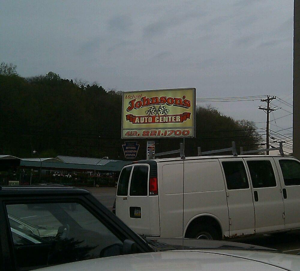Michael Johnson's Auto Center