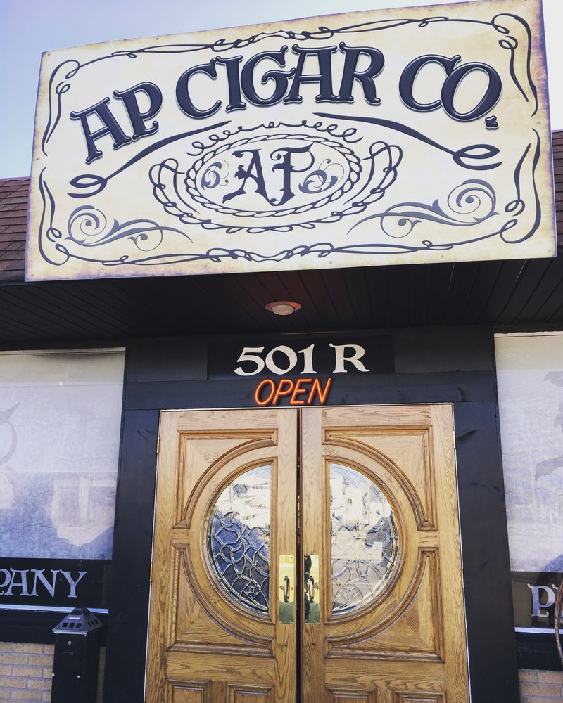 AP Cigar: 501R E Airline Dr, East Alton, IL