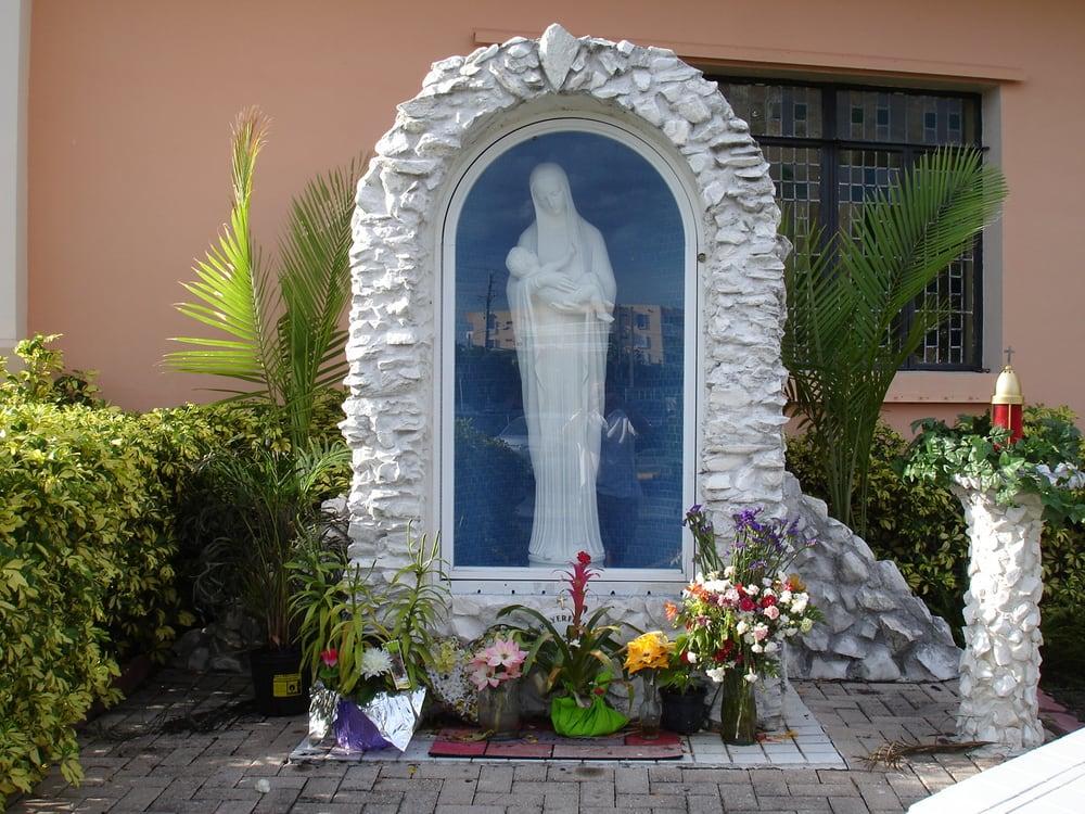 St Joseph's Catholic Church: 8670 Byron Ave, Miami Beach, FL