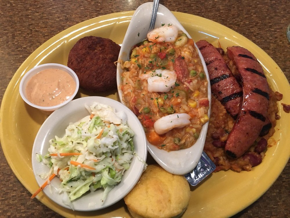 Food from Gulf Shores Restaurant and Grill