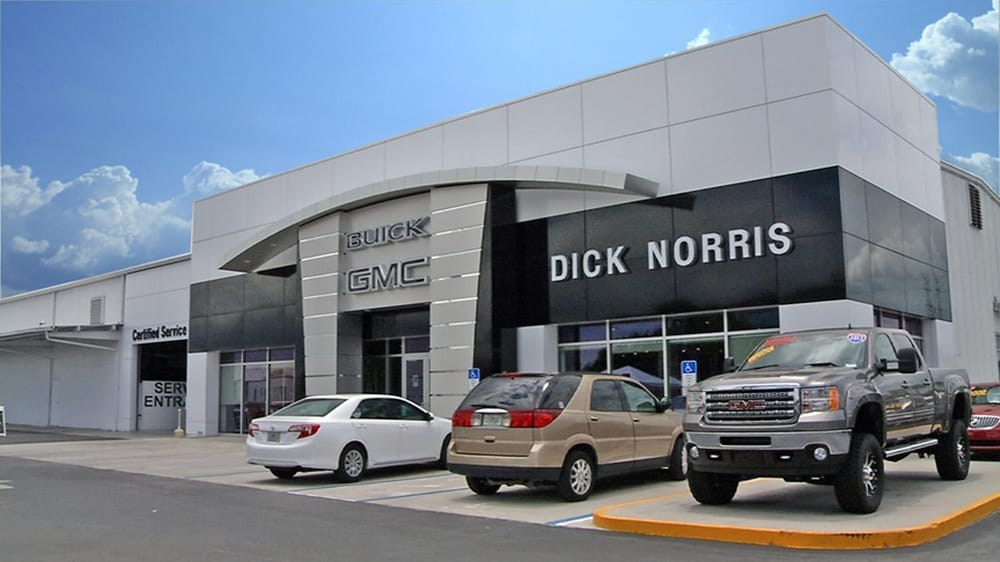 Any dick norris buick dealer phone have
