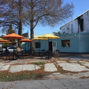 Photo Of LUCA Eats   New Orleans, LA, United States. Patio Seating In